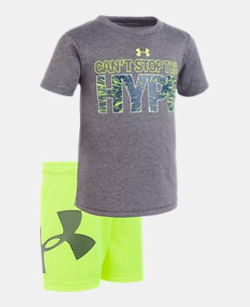 Boys  Infant UA Can t Stop the Hype Set 1 Color ... 928c853a309b