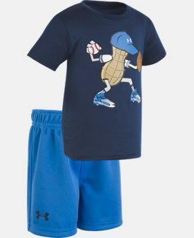 Boys' Infant UA Peanut Set   1  Color Available $28