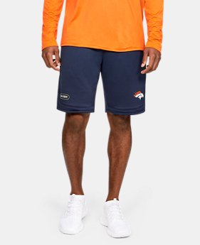 Men's UA NFL MK-1 Terry Shorts  7  Colors Available $50