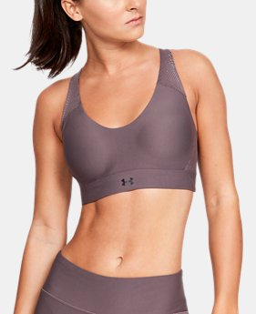 b824a436c4597 Women s UA Vanish Mid Mesh Sports Bra 2 Colors Available  45