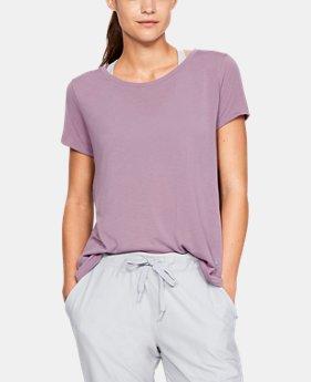 b744f9c821b59 Women s UA Whisperlight Short Sleeve Foldover 1 Color Available  35