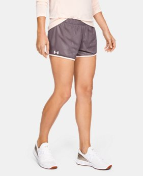 c3b0926bc49 New to Outlet Women's UA Play Up Shorts Reversible 3 Colors Available $22.99