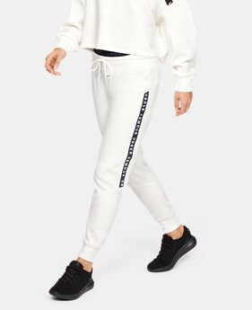 6cf187d6cf848 Women s UA Taped Fleece Pants 3 Colors Available  55