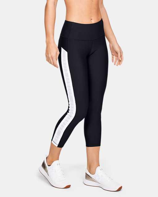 Women's HeatGear® Armour Ankle Crop Branded