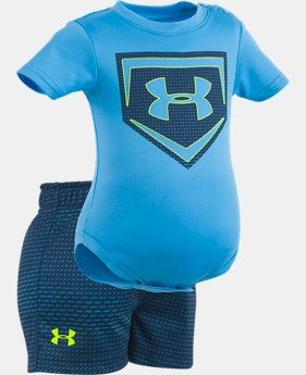 Boys' Newborn UA Sync Homeplate Set  1  Color Available $33