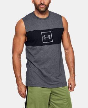 4af8c0d6ee994 Men s UA Sportstyle Cotton Mesh Tank 3 Colors Available  30