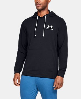 58925330e Men s UA Sportstyle Terry Hoodie 2 Colors Available  70