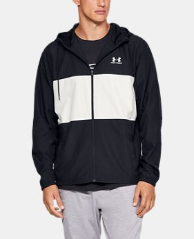 2f420c33c1a7 Men's UA Sportstyle Wind Jacket 3 Colors Available $60