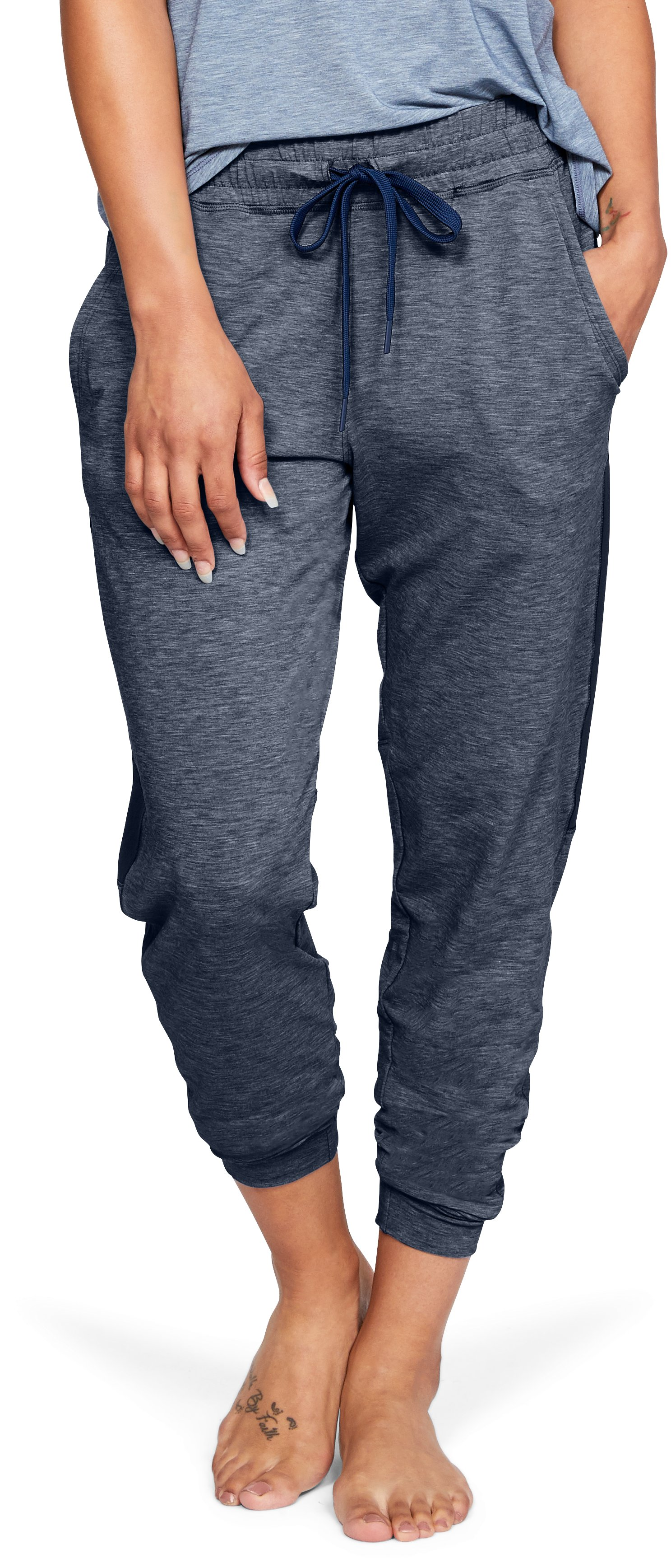 Women's Athlete Recovery Sleepwear™ Joggers, Academy Fade Heather, zoomed