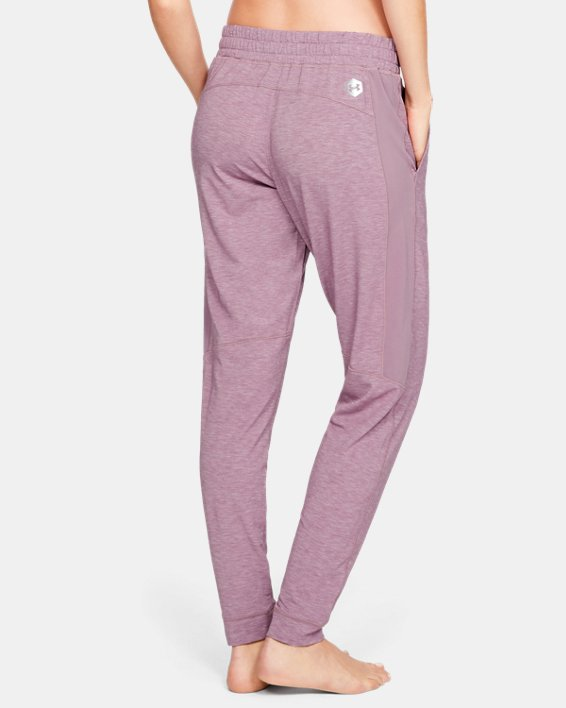 Women's UA RECOVER™ Sleepwear Joggers, Purple, pdpMainDesktop image number 2