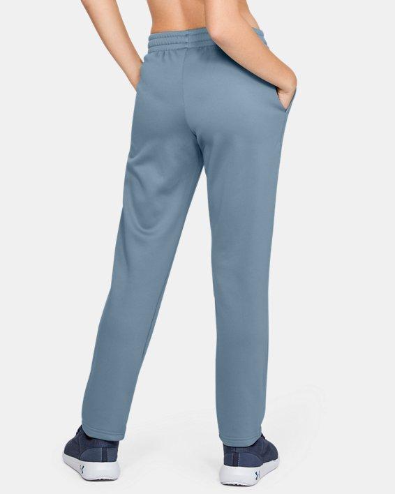 Boys' Armour Fleece® Pants, Gray, pdpMainDesktop image number 2