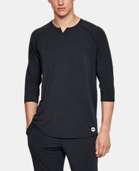 Best Seller Men's Athlete Recovery Sleepwear™ Henley  1  Color Available $65