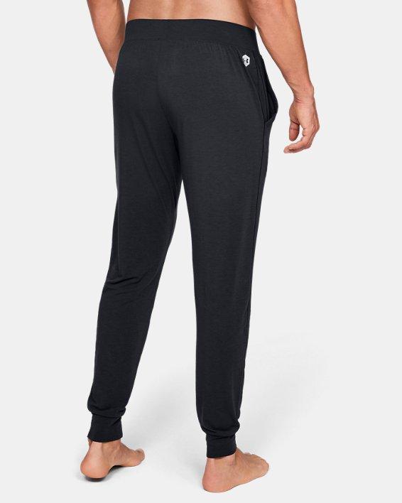 Men's UA RECOVER™ Sleepwear Joggers, Black, pdpMainDesktop image number 2