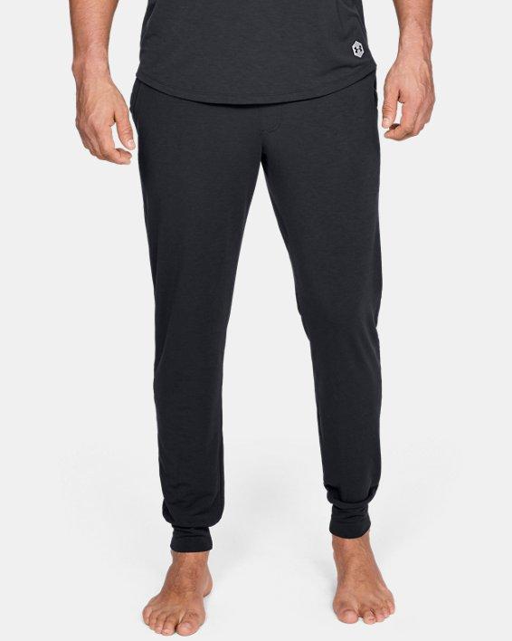 Men's UA RECOVER™ Sleepwear Joggers, Black, pdpMainDesktop image number 0