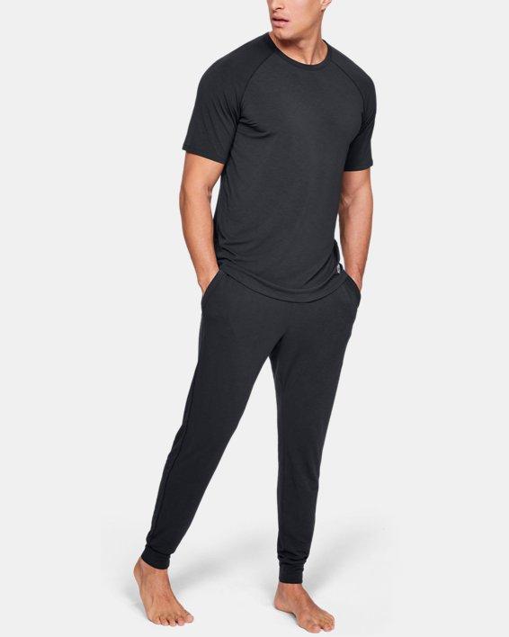 Men's UA RECOVER™ Sleepwear Joggers, Black, pdpMainDesktop image number 1