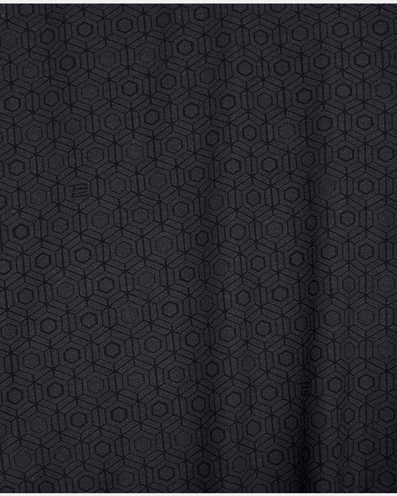 Men's UA RECOVER™ Sleepwear Short Sleeve Crew, Black, pdpMainDesktop image number 5