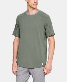 a66c75f7354653 Best Seller Men s Athlete Recovery Sleepwear™ Short Sleeve Crew 4 Colors  Available  55