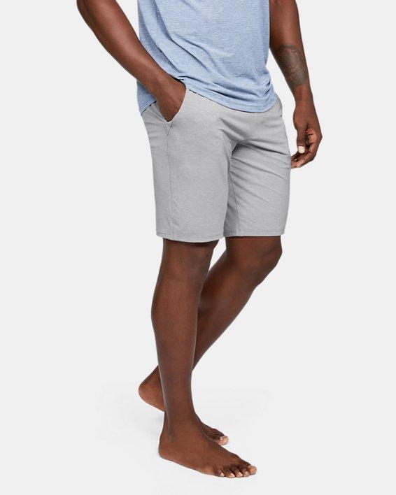 Men's UA RECOVER™ Sleepwear Shorts, Gray, pdpMainDesktop image number 0