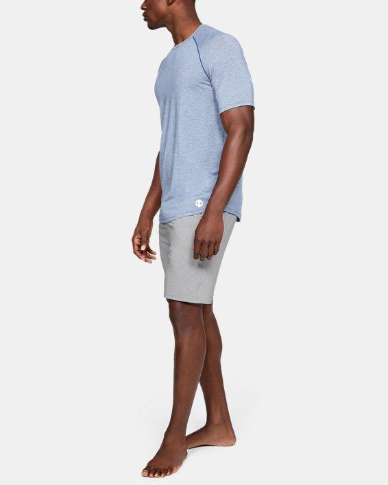 Men's UA RECOVER™ Sleepwear Shorts, Gray, pdpMainDesktop image number 1