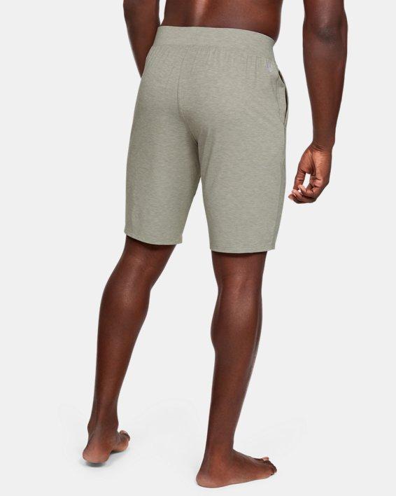 Men's UA RECOVER™ Sleepwear Shorts, Green, pdpMainDesktop image number 2