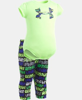 New Arrival Girls' Newborn UA Big Logo Set  FREE U.S. SHIPPING 2  Colors Available $35