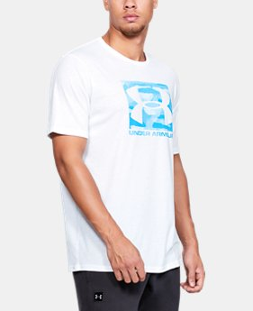 33fb561e6 New to Outlet Men's UA Boxed Sportstyle Short Sleeve T-Shirt 1 Color  Available $18.99