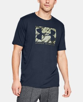 f518e09b9b9da New to Outlet Men s UA Boxed Sportstyle Short Sleeve T-Shirt 1 Color  Available  18.99