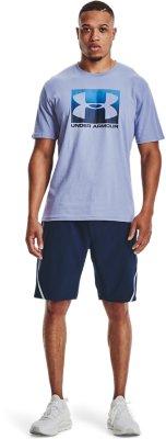 Under Armour UA Men/'s Sportstyle Boxed Logo T-Shirt New