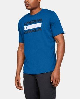 8fccbf231 Best Seller Men's UA Team Issue Wordmark Short Sleeve 5 Colors Available $25