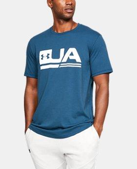 50ab463b81d New Arrival Men s UA Sportstyle Drop Hem Short Sleeve 4 Colors Available  30