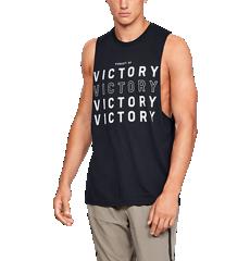 huge discount 14d3c 52c7a UA Pursuit Of Victory – Haut sans manches pour homme