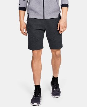 Men's UA Unstoppable Double Knit Shorts  1  Color Available $50