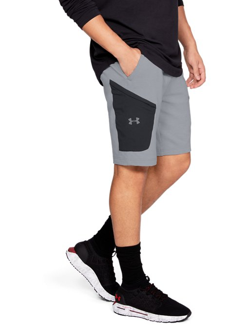 complimentary shipping entire collection 100% high quality Men'a UA Microthread Terry Shorts
