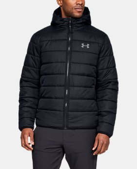 New Arrival Men's UA Sportstyle Bubble Jacket  1  Color Available $140