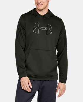 New Arrival  Men's UA Big Logo Hoodie  1  Color Available $70
