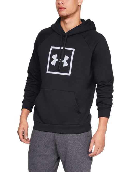 the best attitude 5887b 90ab9 This review is fromMen s UA Rival Fleece Logo Hoodie.