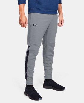 Men s UA Microthread Fleece Joggers 2 Colors Available  70 583fb0601628