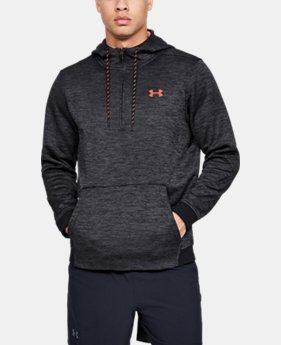 4128ca7e1 Men's Armour Fleece® ½ Zip Hoodie 1 Color Available $80