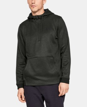 Men's Armour Fleece® ½ Zip Hoodie LIMITED TIME ONLY 1  Color Available $56