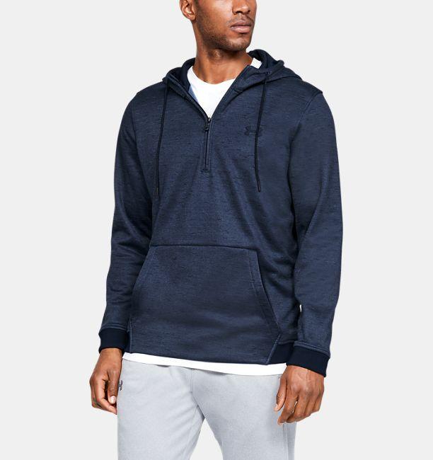 c28cb768fc6773 Men s Armour Fleece® ½ Zip Hoodie