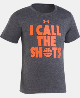Boys' Pre-School UA Dunk You Very Much T-Shirt   1  Color Available $18