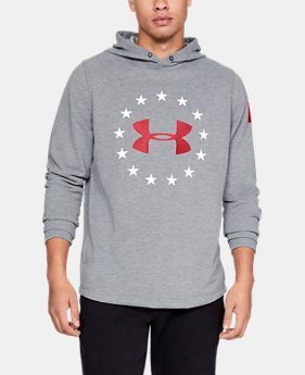 Men's UA Freedom Canada Tech Terry Hoodie   $70
