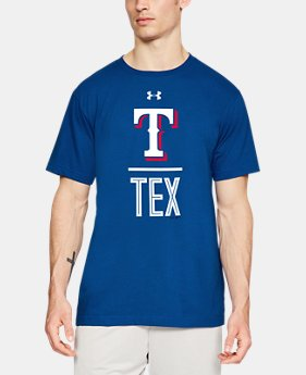 New Arrival Men's MLB UA Lockup Short Sleeve  1  Color Available $30