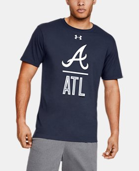 Men's MLB UA Lockup Short Sleeve  1  Color Available $30