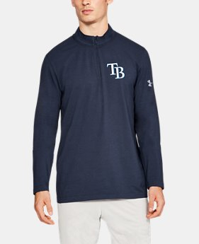 the latest f2ad3 78e82 Men s MLB UA Chest ¼ Zip 1 Color Available  65