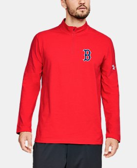 Men's MLB UA Chest ¼ Zip  1  Color Available $65