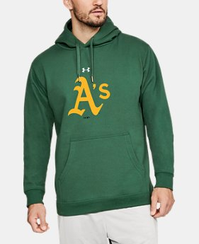 Men's MLB UA Commitment Mark Hoodie  1  Color Available $70