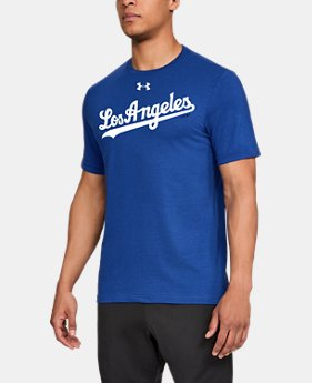 New Arrival Men's MLB UA Team Short Sleeve  1  Color Available $35