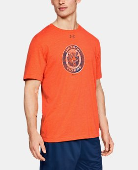 Men's MLB UA Tri-Blend Mark Coop Short Sleeve  15  Colors Available $35