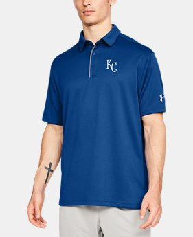 New Arrival Men's MLB UA Tech™ Polo  1  Color Available $60